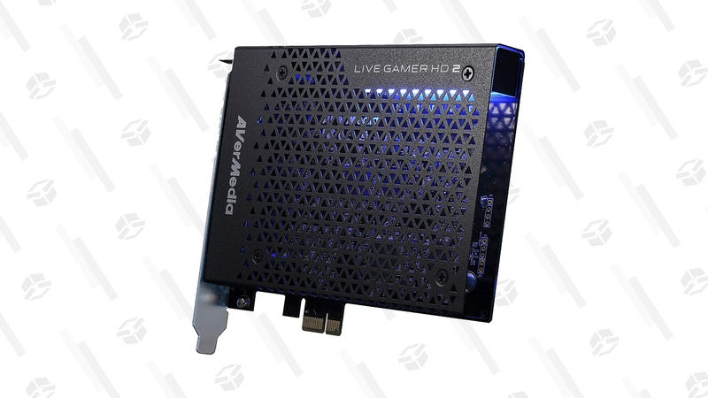 AVerMedia Live Gamer HD 2 Stream Card | $90 | Amazon
