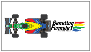 Illustration for article titled Benetton Ford B188