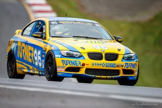 Illustration for article titled NPOCP: Turner Motorsport E46 M3