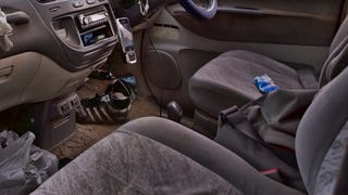 ​Clean Your Car Seats With Washing Soda