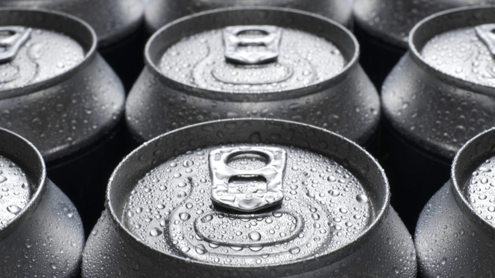 That condensation on your beer can might not be a good sign