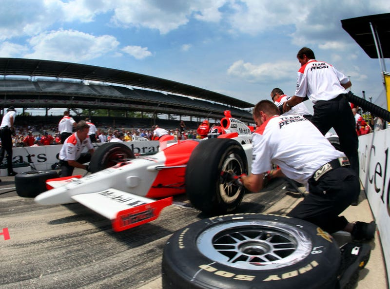 Illustration for article titled Everything You Need To Know About The 2009 Indy 500