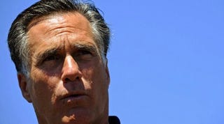 Mystery firm made major contribution to Romney. (Getty)