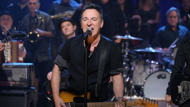 Illustration for article titled Pays to be The Boss: Why the Bruce Springsteen business is still booming