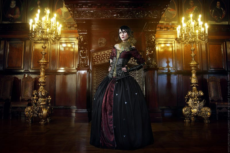 Illustration for article titled Dragon Age Cosplay Is Very,Very Fancy