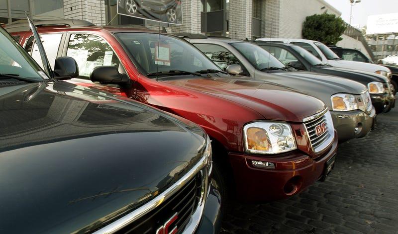 Los SUV son blancos frecuentes de estos robos porque llevan catalizadores más grandes.