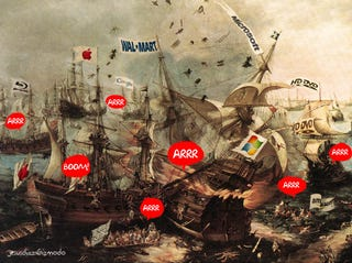 Illustration for article titled State of The Infinite Format War: Get Ready for Five Long Years of Set-Top Battle Royale