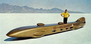 Illustration for article titled Brit-beating land-speed-record holder Bill Summers is dead at 75