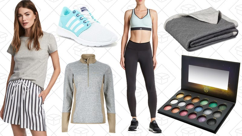 Illustration for article titled Today's Best Lifestyle Deals: H&M, Marmot, BH Cosmetics, Adidas, and More