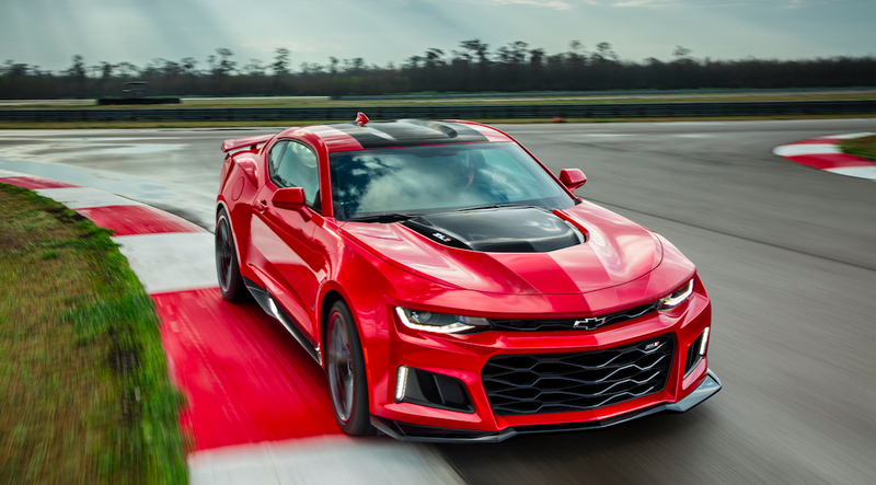 The 650 Hp 2017 Camaro Zl1 Will Do 0 60 In 3 5 Seconds And Costs Less Than A Hellcat