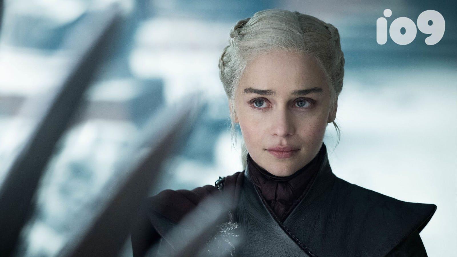 The Fiery Rise (and Nuclear Fall) of Daenerys Targaryen