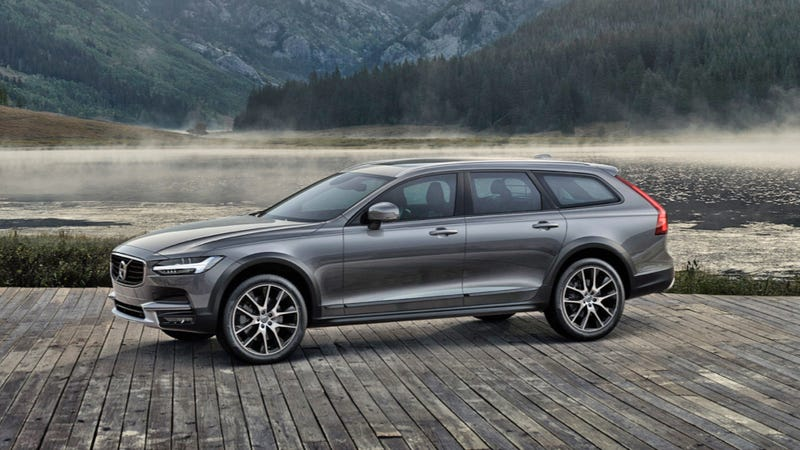 The 2018 Volvo V90 Cross Country Is New Lifted Wagon Of Your Dreams