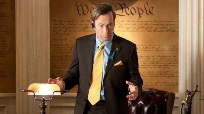 Illustration for article titled Better Call Saul to debut February 8 with two-night series premiere