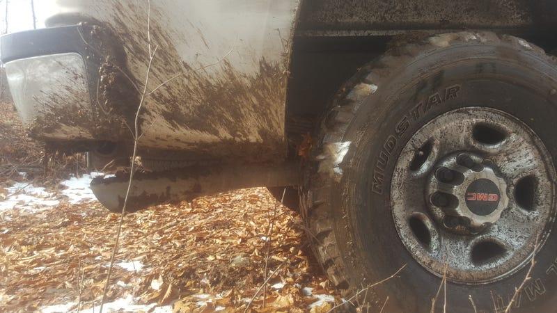 Illustration for article titled Mud
