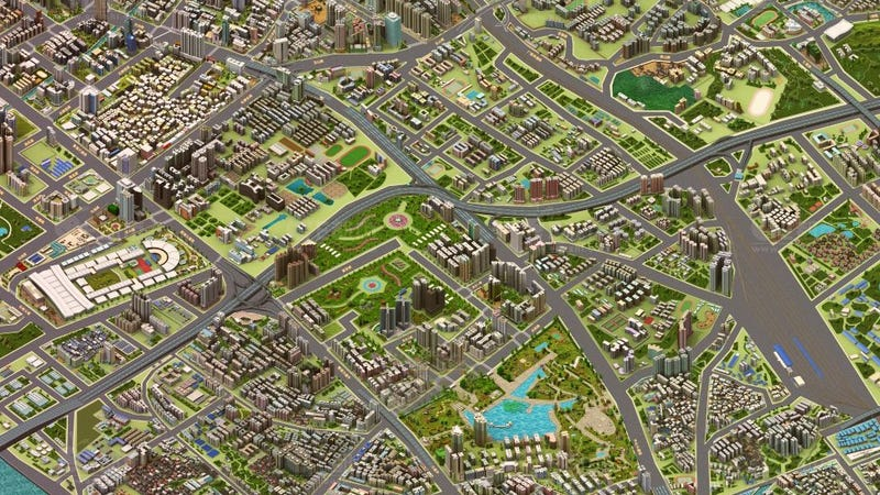 Illustration for article titled Does the Internet Need an Urban Planner?