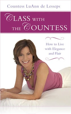 Illustration for article titled Will Real Housewife Countess LuAnn Lose Her Beloved Title?