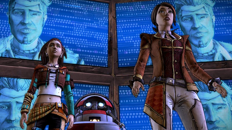 Illustration for article titled Tales From The Borderlands' Finale Is Its Darkest Episode Yet