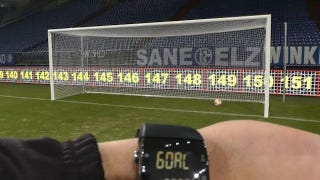 Illustration for article titled This Is The Goal Line Technology That Will Be Used At The 2014 World Cup