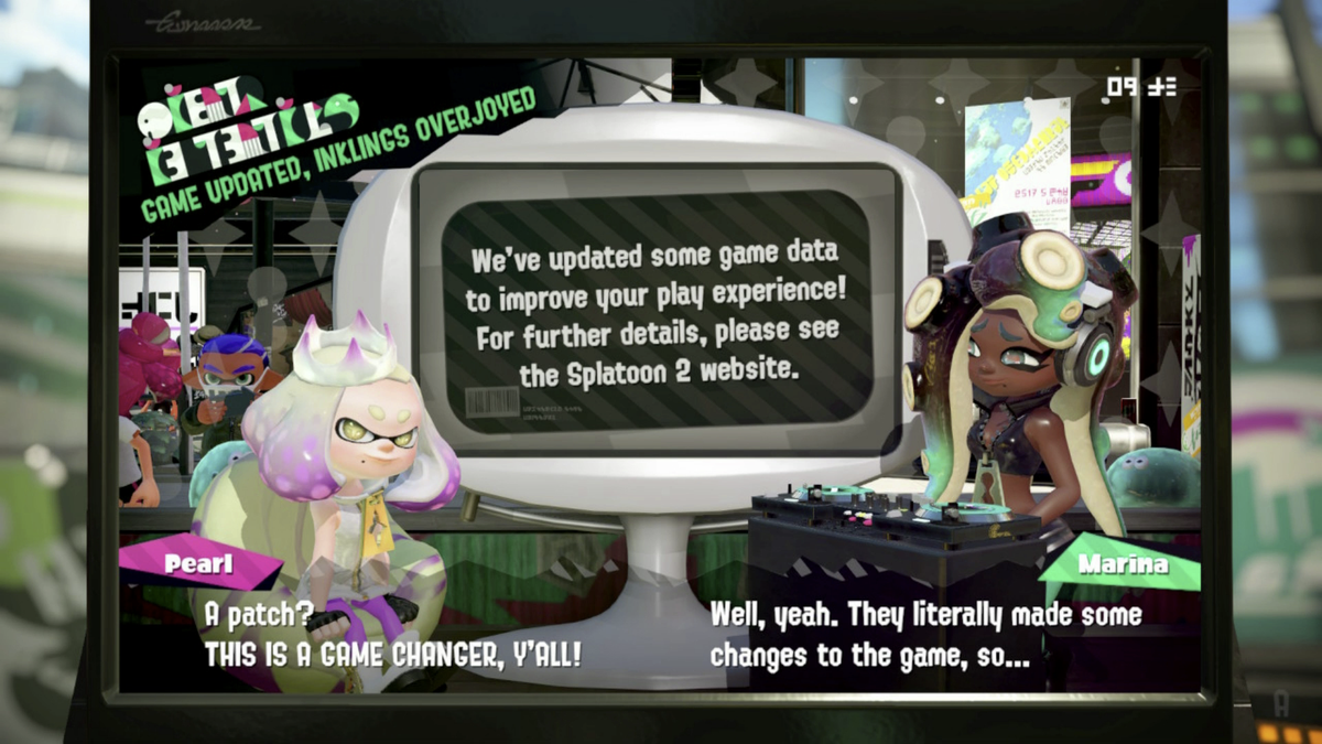 Five Ideas Other Shooters Should Steal From Splatoon 2