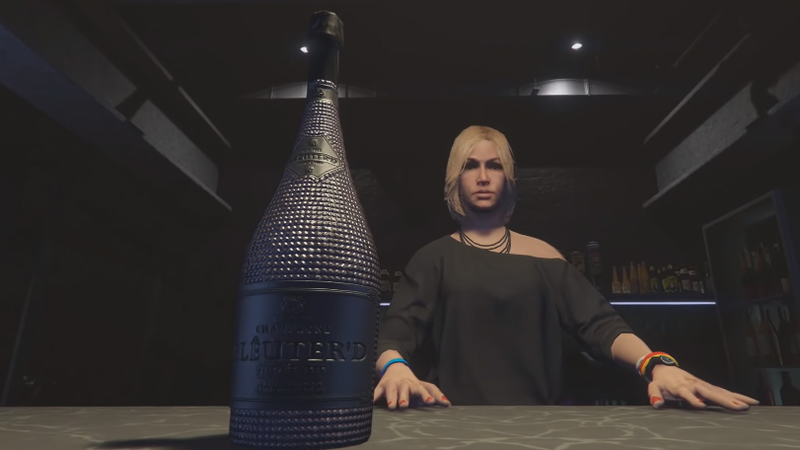Illustration for article titled GTA Online Has An Easter Egg You Can Only Find By Getting Your Character Drunk