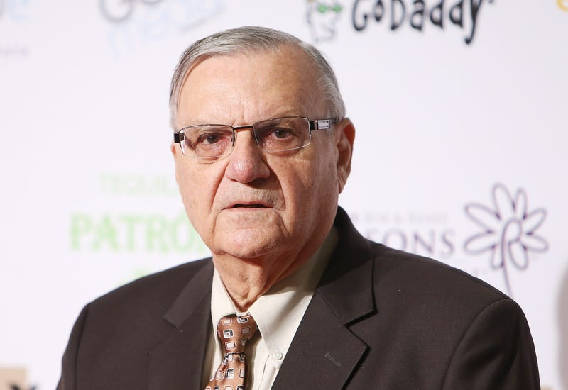 Joe Arpaio (Michael Tran/Getty Images)