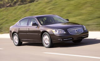 2008 buick lucerne super is 2007 cxs with 17 more horses and priced 2014 Buick Lucerne when buick s latest version of its big lucerne sedan hits dealerships in april it will no longer be called cxs but instead super following in the