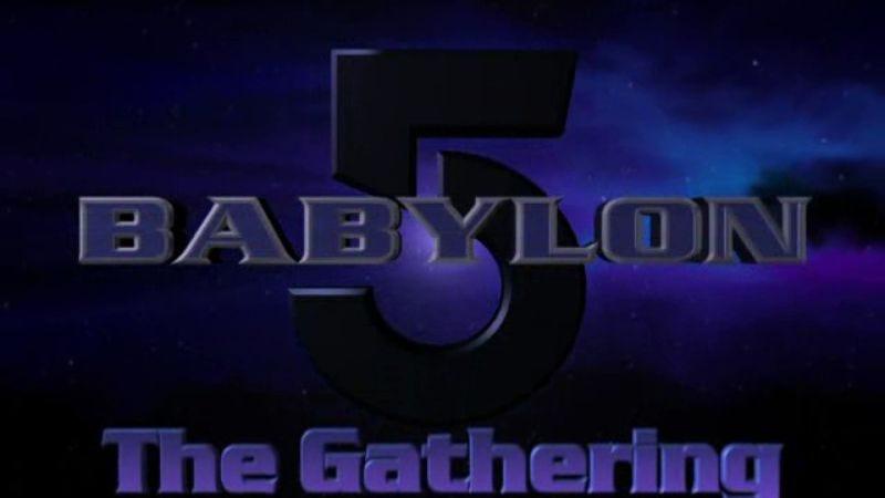 "Illustration for article titled Babylon 5: ""The Gathering"""