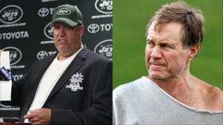 Illustration for article titled Rex Ryan Got Into The Hall Of Fame Before Bill Belichick: Your NFL Late Games Open Thread