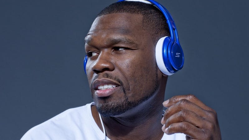 SMS Audio Street by 50 Cent Headphones, $40. Multiple colors available.