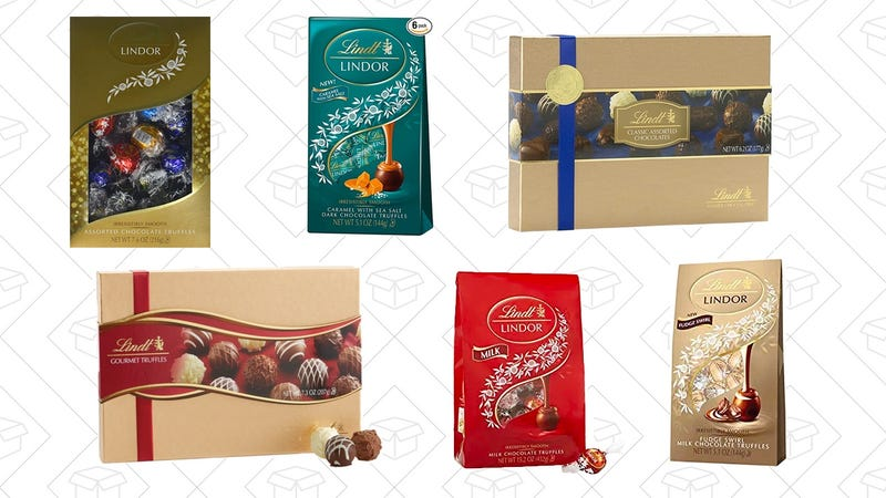15% off Lindt Chocolate Truffles | Amazon