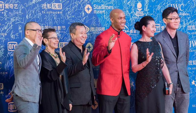 Illustration for article titled A Museum Dedicated To Stephon Marbury Is Opening In China