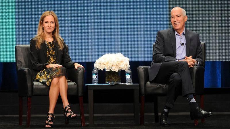 Fox co-chairmen Dana Walden and Gary Newman