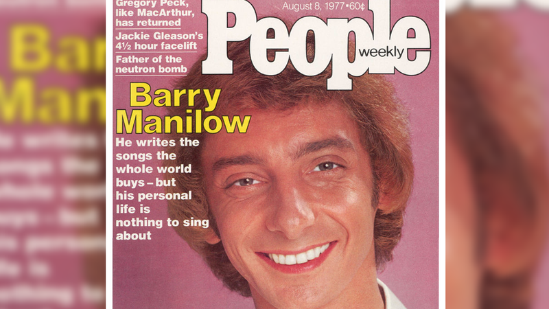 Illustration for article titled Barry Manilow Had 'Nothing To Sing About' In 1977 People Cover Story