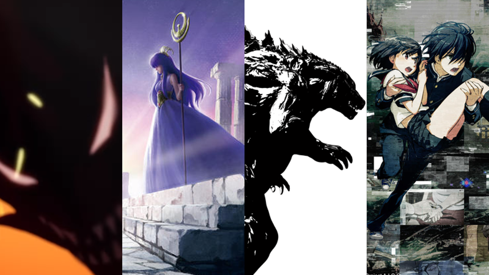 Holy Cow, Look at All the New Anime Netflix Is Working On