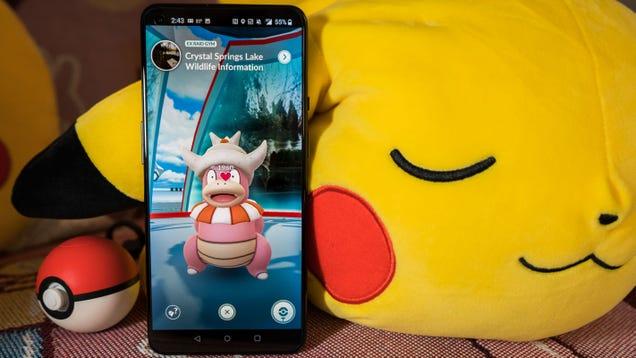 Don't Cross the Pokémon Go Picket Line