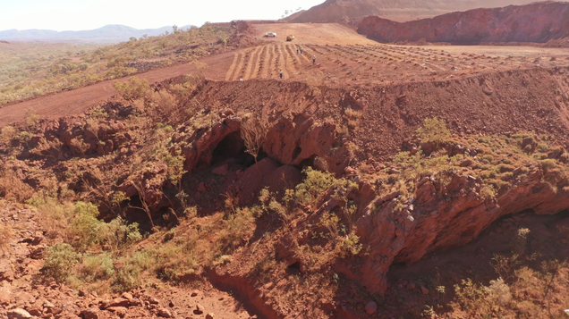 Mining Company Not Sorry for Destroying 46,000-Year-Old Aboriginal Site: Report