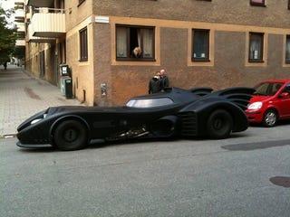 Illustration for article titled DIY Batmobile