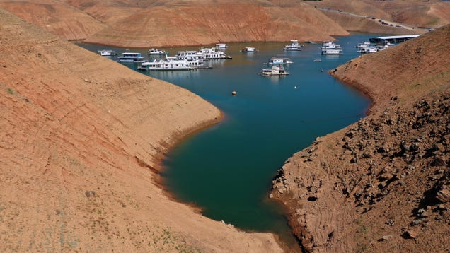 California Hydropower Plant May Have to Shut Down as Record Heat Wave Drains Key Reservoir