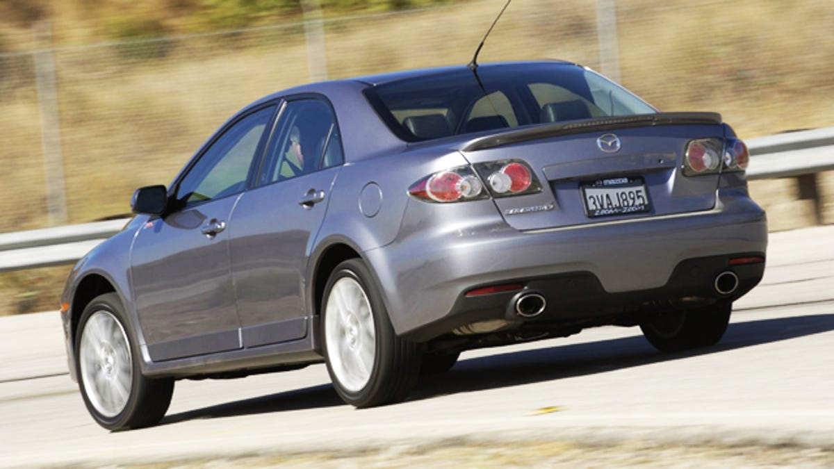 Mazda mazda 3 0-60 : Ten cars that are faster than you think