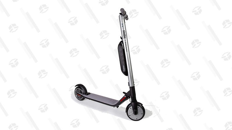 Segway ES4 KickScooter Ninebot   $582   Amazon