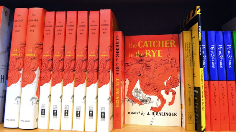 Illustration for article titled J.D. Salinger, the Taylor Swift of literature, is finally coming to e-books