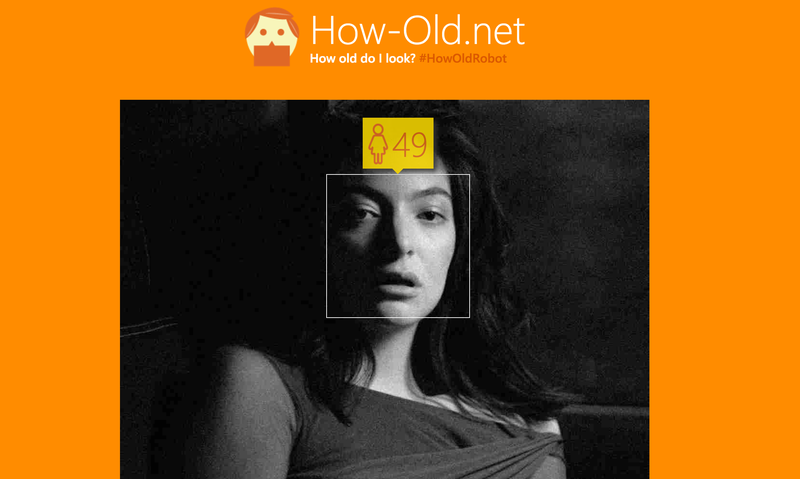 Lorde Is At Least 40 Years Old According To My Research
