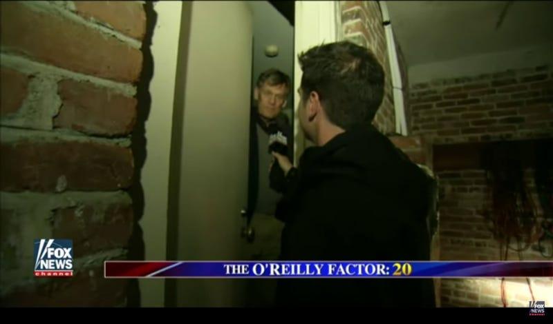 Screenshot via O'Reilly Factor/Fox News
