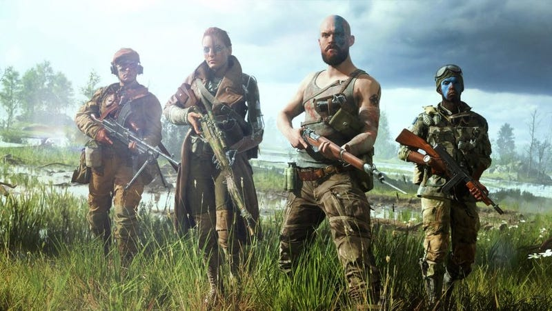 Battlefield V Players Frustrated After Update Removes Some
