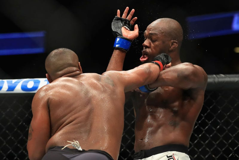 Jon Jones breaks silence since failed drug test