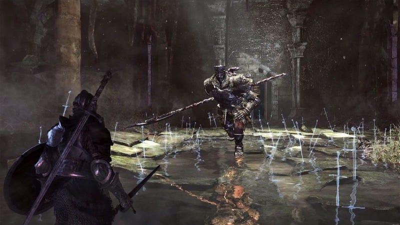 Illustration for article titled Más oscuro que nunca: Dark Souls 3es oficial y llega a inicios de 2016