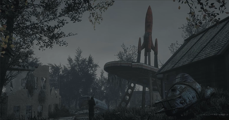 screenshot from the modification's trailer