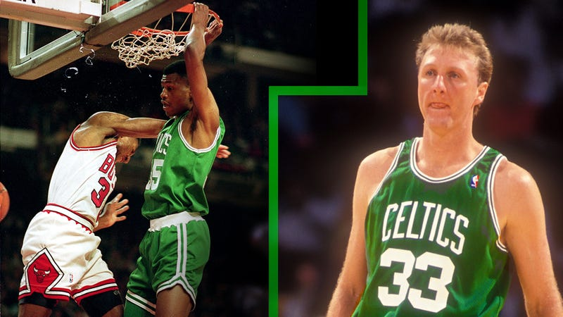 Illustration for article titled The Last Of The Old Way: Larry Bird's Celtics Enter The Modern Era