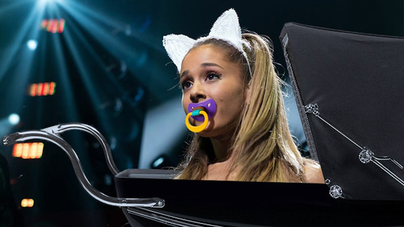 Illustration for article titled Wake Up, Sheeple: Ariana Grande Is Still a Literal Baby
