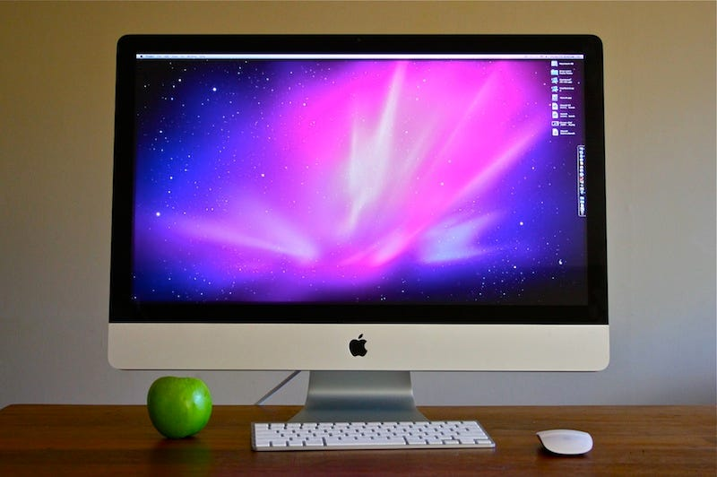 Apple Imac Review  27 Inches And Less Chin
